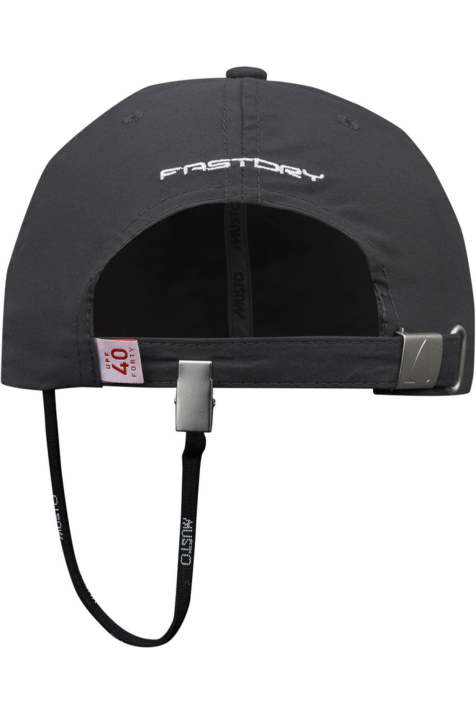 Musto Essential Fast Dry Cap Charcoal