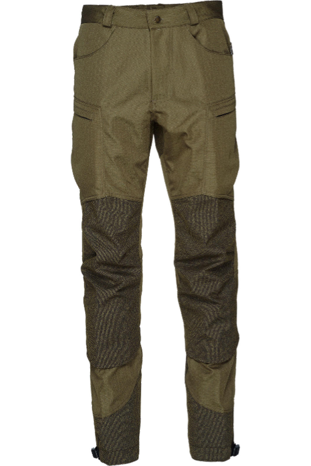 Seeland Mens Kraft Force Trousers Shaded Olive