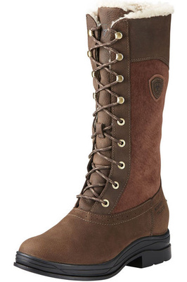 Ariat Womens Wythburn H20 Insulated Boots Java