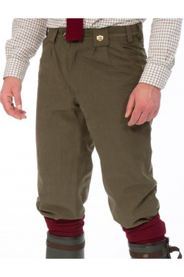 Alan Paine Mens Berwick Waterproof Breeks Olive