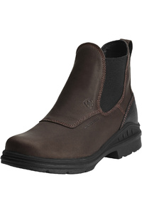 Ariat Barnyard Twin Gore H2O Boots Dark Brown