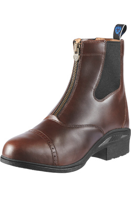 Ariat Mens Devon Pro VX Short Boots Waxed Chocolate
