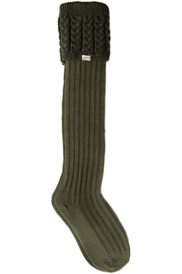 Dubarry Trinity Socks Olive