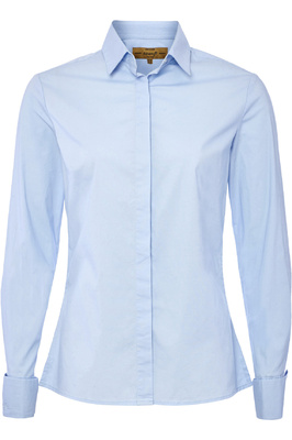 Dubarry Womens Daffodil Shirt Pale Blue
