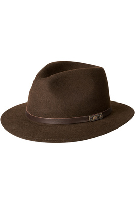Harkila Jura Brimmed Hat Brown
