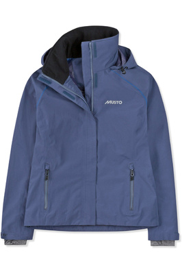 Musto Womens Transition Gore-Tex Jacket Crown Blue