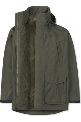 Musto Mens Fenland BR2 Packable Jacket Dark Moss