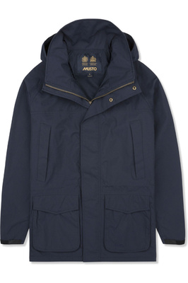 Musto Mens Fenland BR2 Packable Jacket True Navy