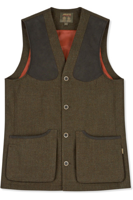 Musto Mens Stretch Technical Waistcoat Thornbury