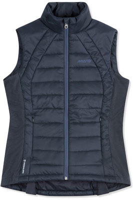 Musto Womens Action Primaloft Gilet Navy