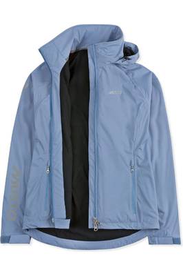 Musto Womens Training BR2 Jacket Pearl Blue