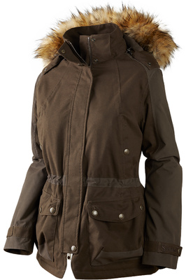 Seeland Womens Glyn Shooting Jacket Faun Brown