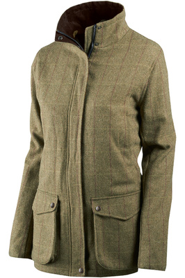 Seeland Womens Ragley Shooting Jacket Moss Check