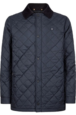 Dubarry Mens Clonard Quilted Jacket Navy