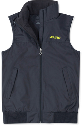 Musto Womens Snug Gilet True Navy